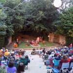 The Open-Air Theatre Festival At The Bacon Theatre